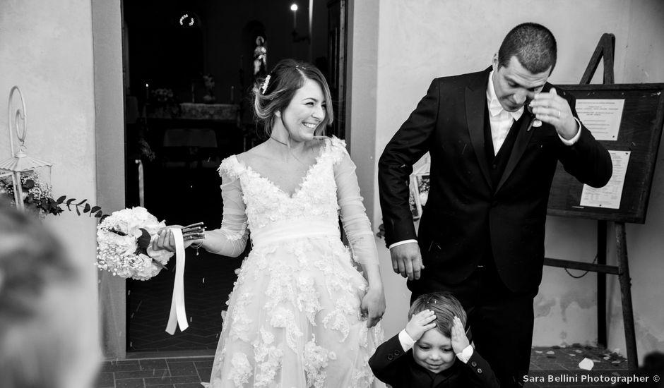 Il matrimonio di Guido e Jessica a Arezzo, Arezzo