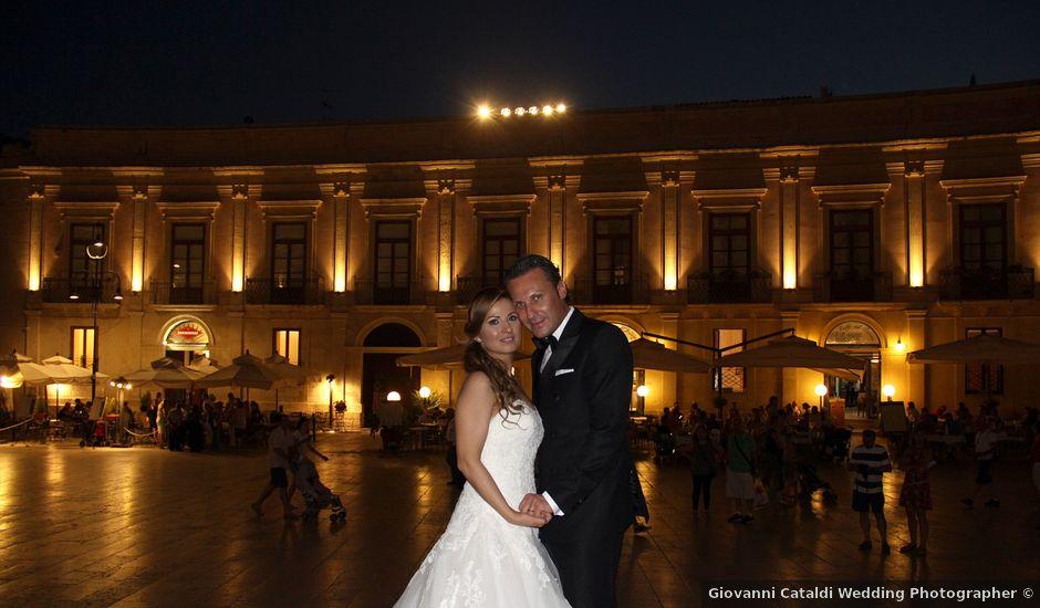 Il matrimonio di Salvo e Rosy a Siracusa, Siracusa