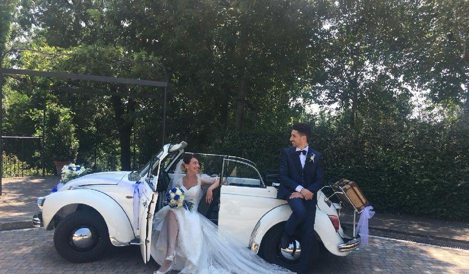 Il matrimonio di Fabio e Gisella a Albiolo, Como