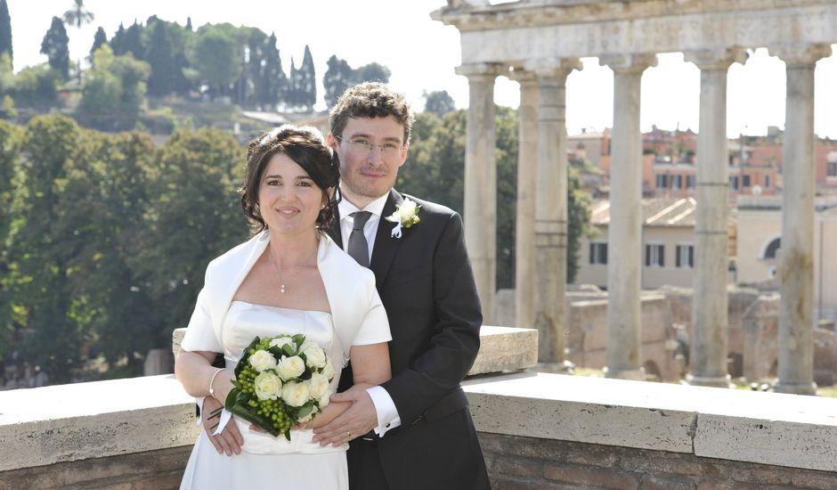Il matrimonio di William e Tania a Roma, Roma