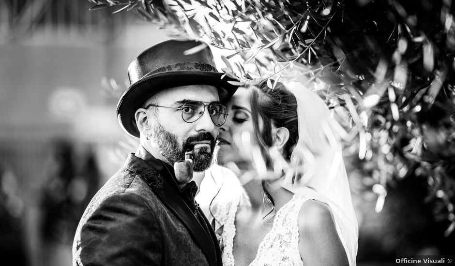 Il matrimonio di Aurora e Riccardo a Roma, Roma