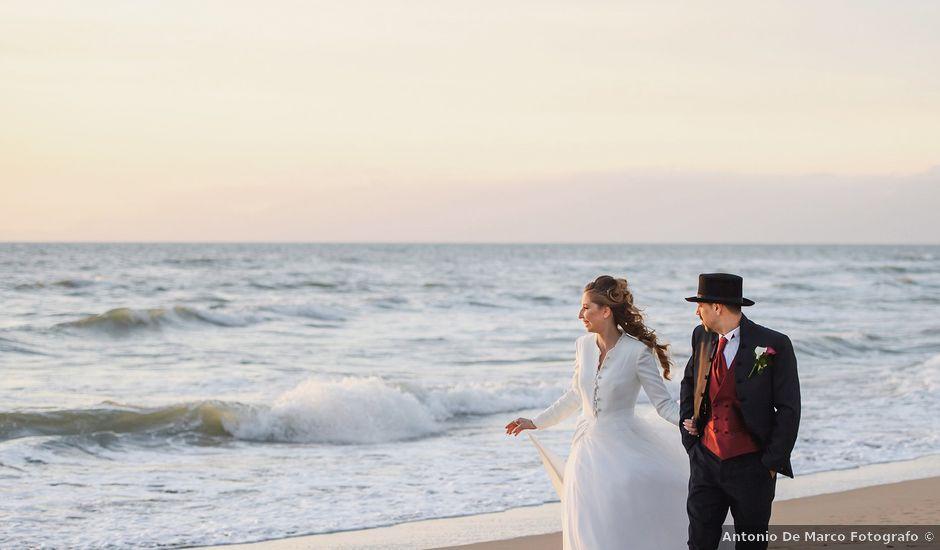 Il matrimonio di Angelo e Ivana a Capaccio Paestum, Salerno
