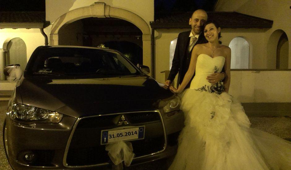 Il matrimonio di Davide e Desirè a Vignate, Milano