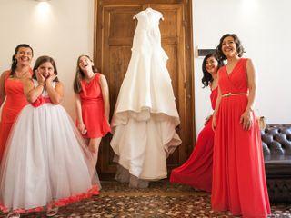Le nozze di Zara e Andrea 1