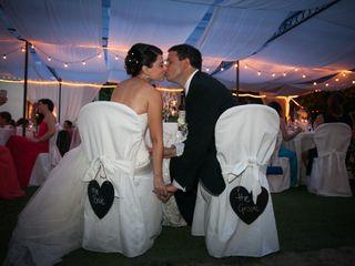 Le nozze di Zara e Andrea
