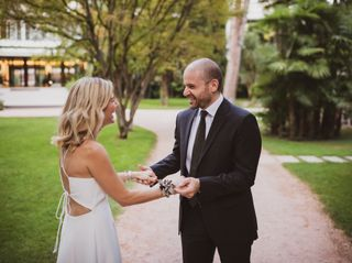 Le nozze di Gulcin e Mehmet 1