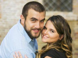 Le nozze di Federica e Emmanuele 1