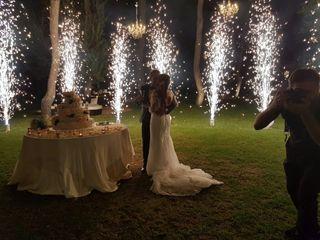 Le nozze di Rossella e Leo