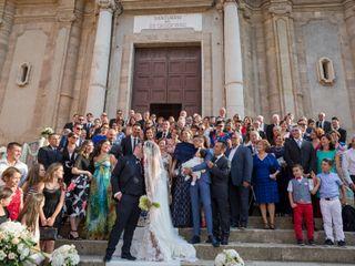 Le nozze di Irene e Giovanni