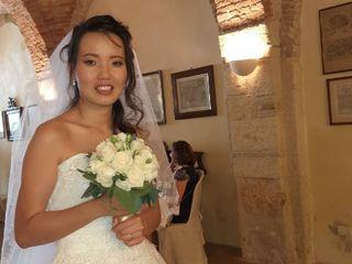 Le nozze di Alessandro e Huanhuan  1