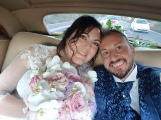 Le nozze di Alessia  e Andrea