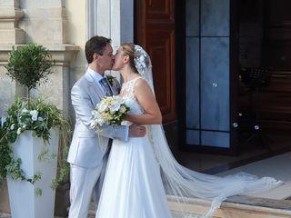 Le nozze di Gianluca e Valentina