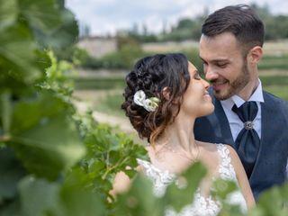 Le nozze di Valeria e Gianluca