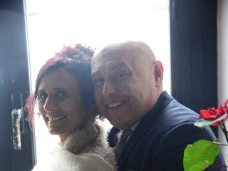 Le nozze di Roberto e Donatella 1