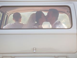 Le nozze di Rossella e Dario