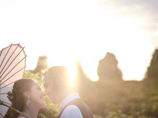Le nozze di Alexandra e Sergio