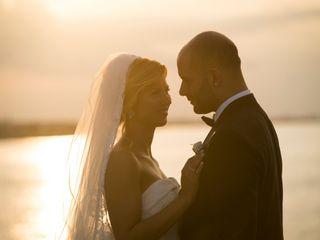 Le nozze di Salvatore e Kira