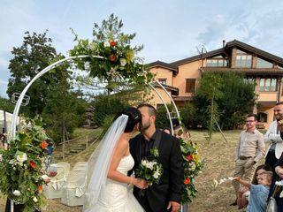 Le nozze di Emanuela e Stefano 1