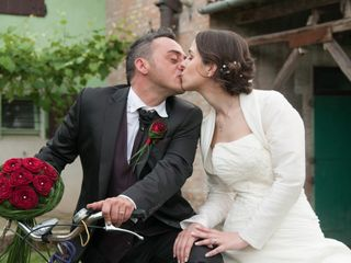 Le nozze di Giada e Massimiliano
