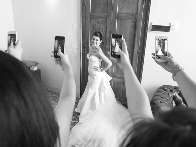 Il matrimonio di Andrea e Zara a Ravenna, Ravenna 9