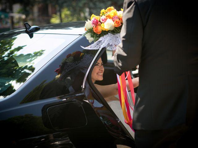 Il matrimonio di Andrea e Zara a Ravenna, Ravenna 13