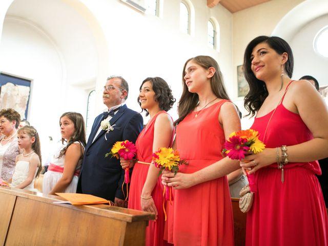 Il matrimonio di Andrea e Zara a Ravenna, Ravenna 18