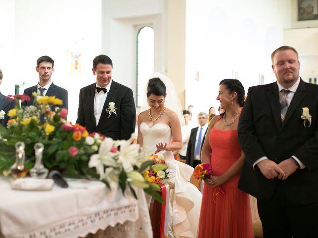 Il matrimonio di Andrea e Zara a Ravenna, Ravenna 36