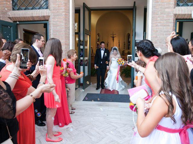 Il matrimonio di Andrea e Zara a Ravenna, Ravenna 41