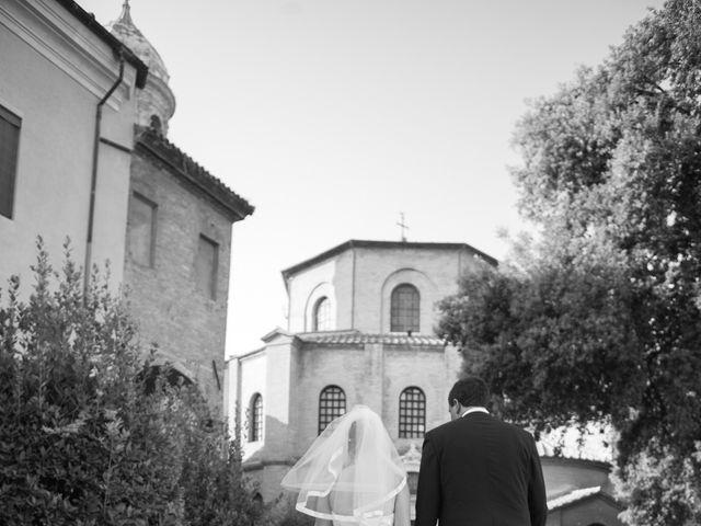 Il matrimonio di Andrea e Zara a Ravenna, Ravenna 42