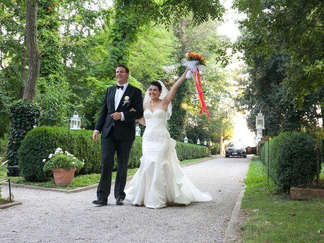 Il matrimonio di Andrea e Zara a Ravenna, Ravenna 47