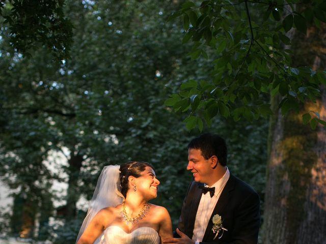 Il matrimonio di Andrea e Zara a Ravenna, Ravenna 49