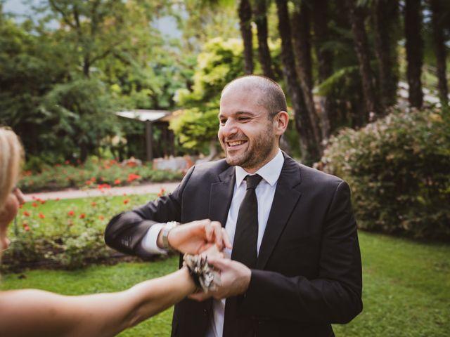 Il matrimonio di Mehmet e Gulcin a Riva del Garda, Trento 14
