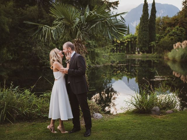 Il matrimonio di Mehmet e Gulcin a Riva del Garda, Trento 20