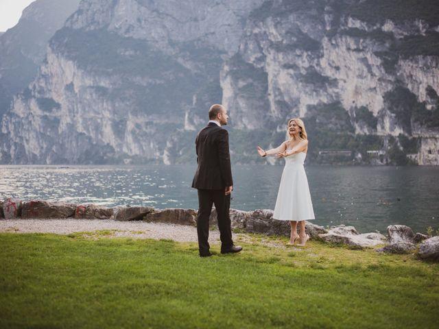 Il matrimonio di Mehmet e Gulcin a Riva del Garda, Trento 29