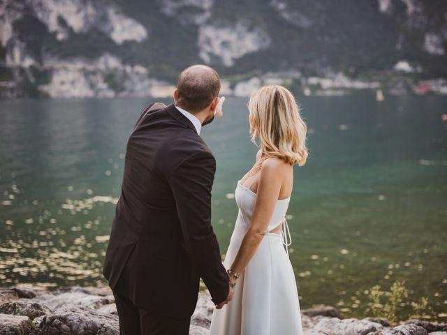 Il matrimonio di Mehmet e Gulcin a Riva del Garda, Trento 31