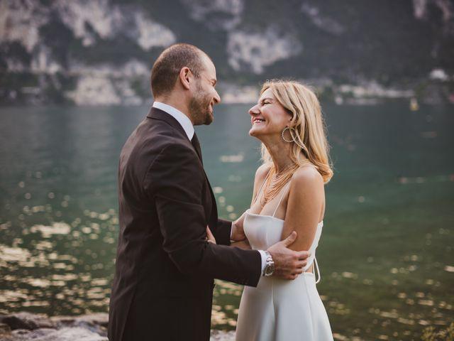 Il matrimonio di Mehmet e Gulcin a Riva del Garda, Trento 32