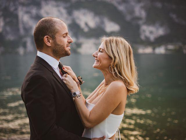 Il matrimonio di Mehmet e Gulcin a Riva del Garda, Trento 33