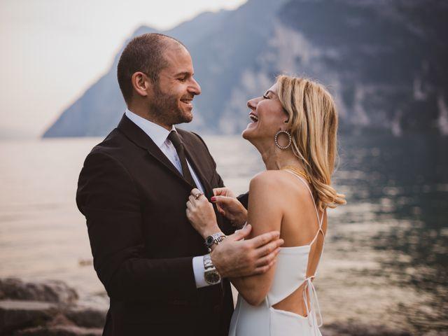 Il matrimonio di Mehmet e Gulcin a Riva del Garda, Trento 35