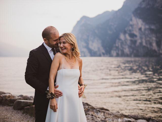 Il matrimonio di Mehmet e Gulcin a Riva del Garda, Trento 36