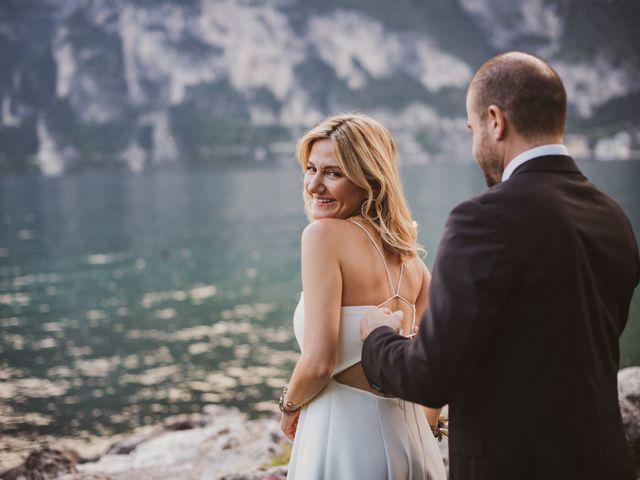 Il matrimonio di Mehmet e Gulcin a Riva del Garda, Trento 40