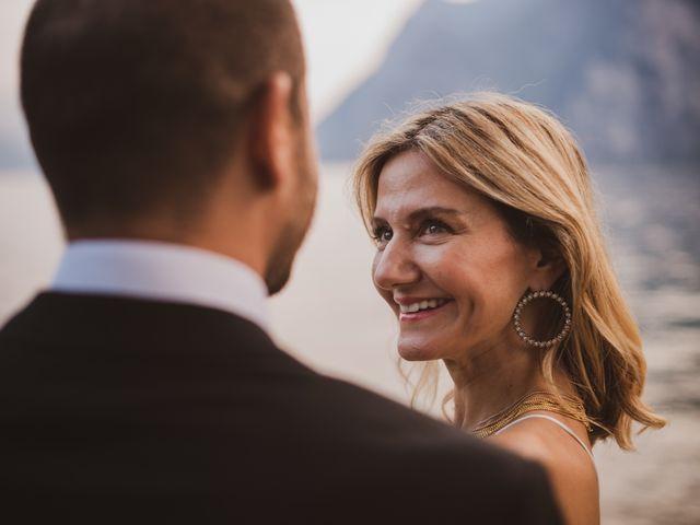 Il matrimonio di Mehmet e Gulcin a Riva del Garda, Trento 42