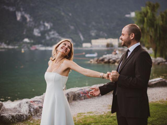 Il matrimonio di Mehmet e Gulcin a Riva del Garda, Trento 44