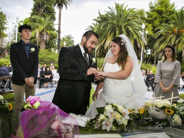 Il matrimonio di Emmanuele e Federica a San Benedetto del Tronto, Ascoli Piceno 35