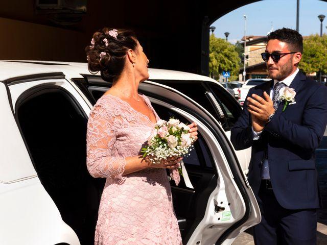 Il matrimonio di Antonino e Claudia a Erbusco, Brescia 4