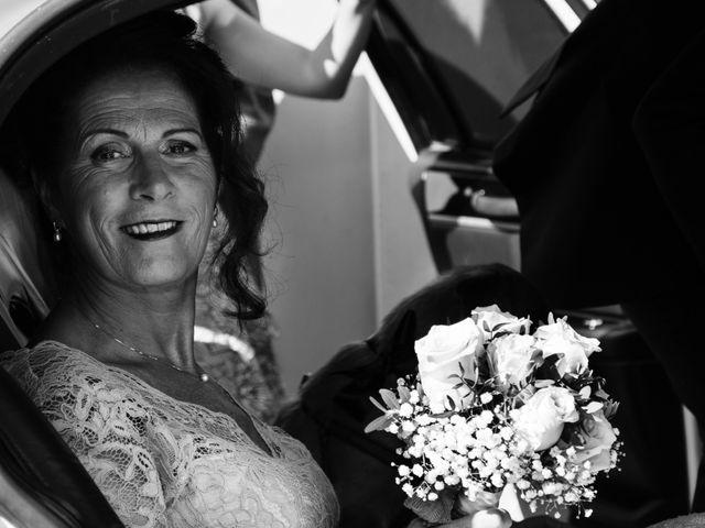 Il matrimonio di Antonino e Claudia a Erbusco, Brescia 6