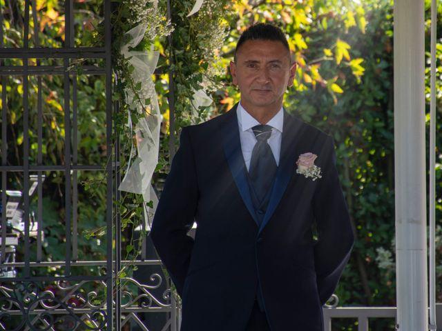 Il matrimonio di Antonino e Claudia a Erbusco, Brescia 9