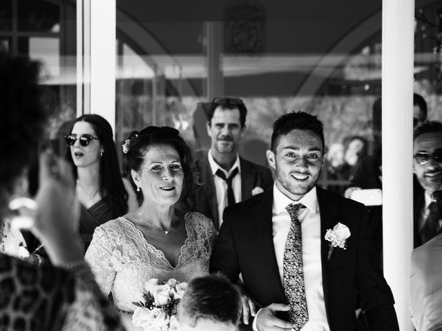 Il matrimonio di Antonino e Claudia a Erbusco, Brescia 11
