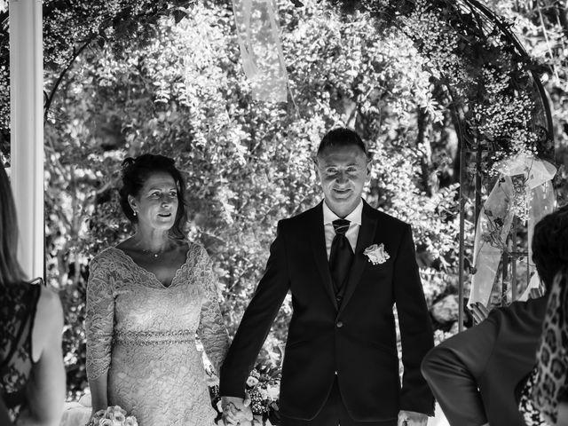 Il matrimonio di Antonino e Claudia a Erbusco, Brescia 15