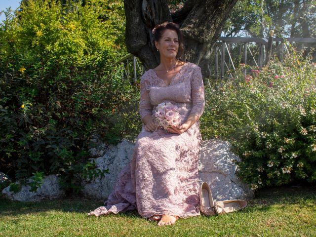 Il matrimonio di Antonino e Claudia a Erbusco, Brescia 17