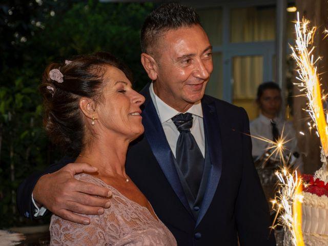 Il matrimonio di Antonino e Claudia a Erbusco, Brescia 18